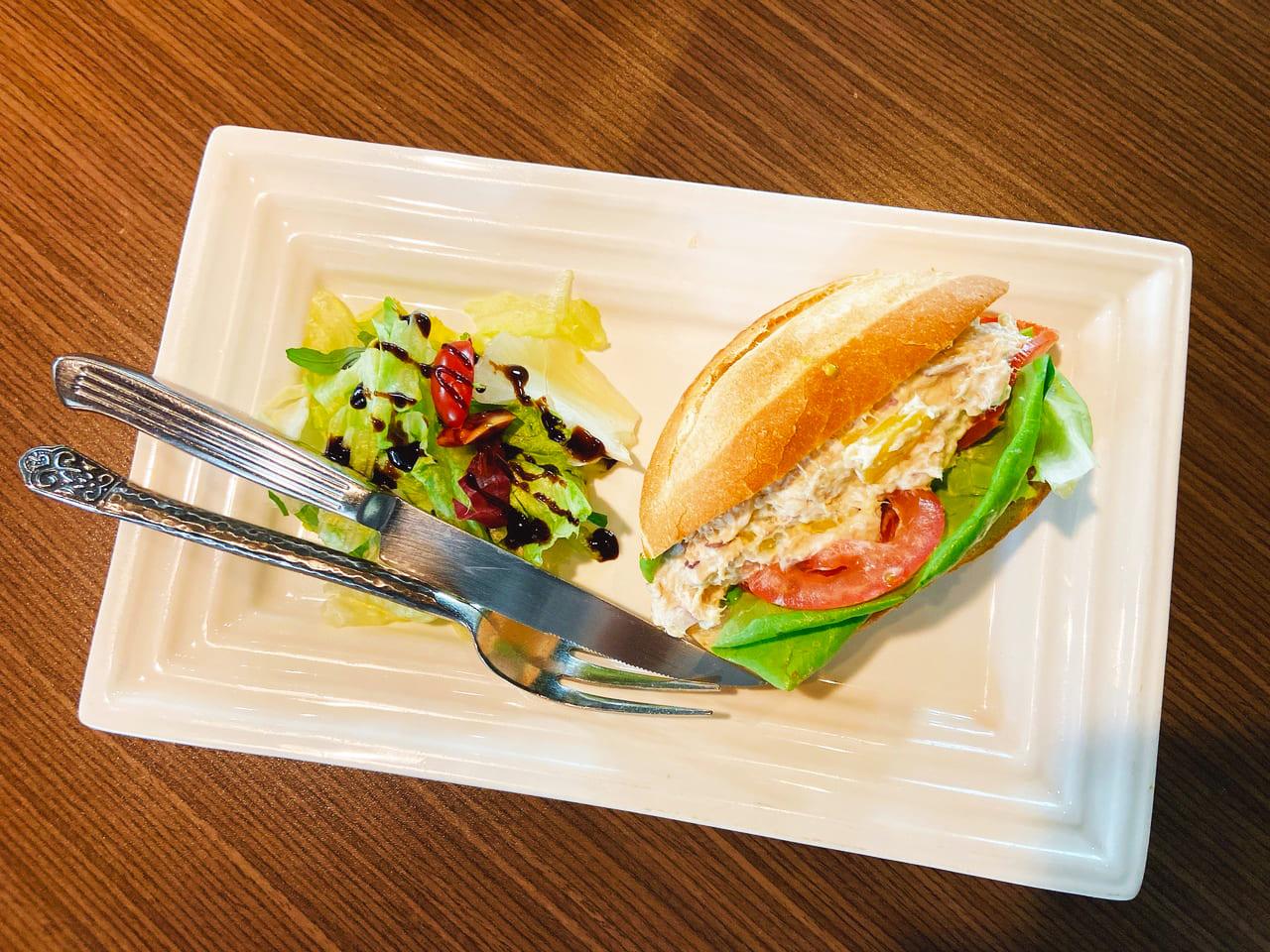 健康美地瓜鮪魚堡